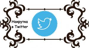 Накрутка подписчиков и ретвитов в Twitter