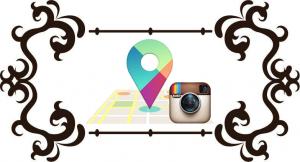 Как добавить местоположение в Инстаграме