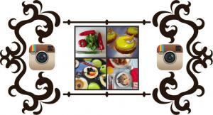 Как сделать фотографию еды для Instagram