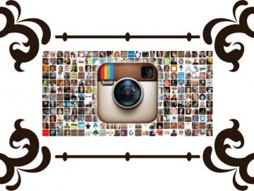 Что можно найти в Instagram