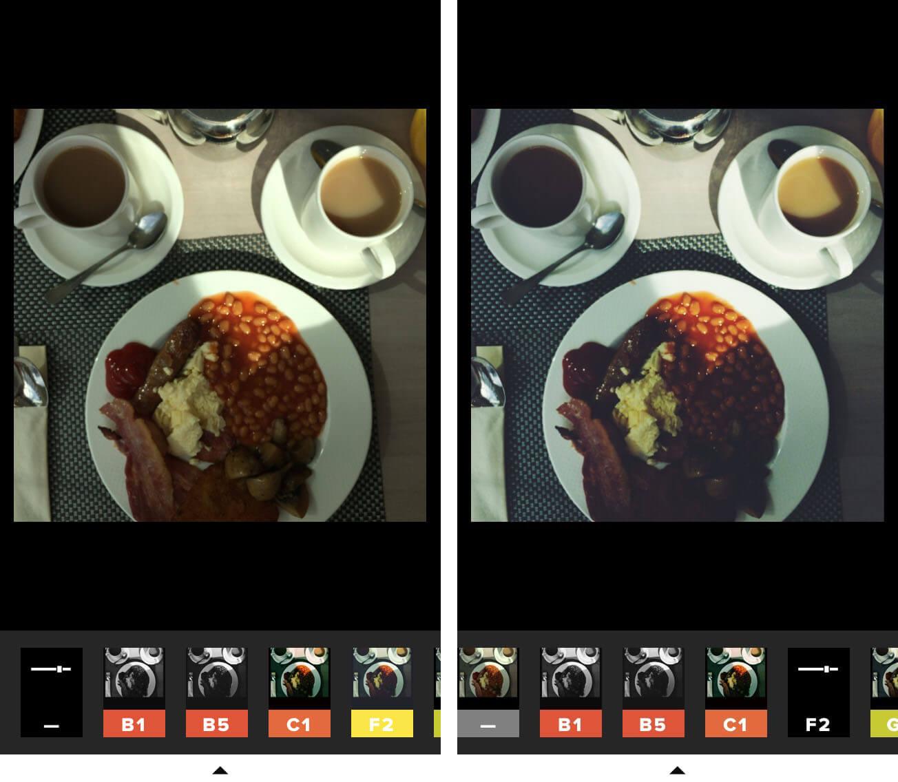 Фоторедакторы в Instagram