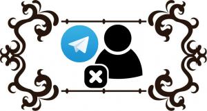 Как заблокировать контакт в Телеграмм